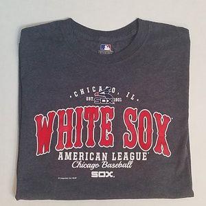 WHITE SOX CHICAGO MENS T-SHIRT